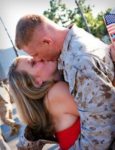 USMC Homecoming military homecoming