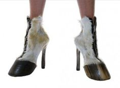 These are so awful and weird and fun.  lol.  http://www.fieldandstream.com/photos/gallery/hunting/2012/03/bizarre-animal-shoes?photo=5#