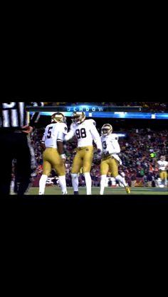 That moment...#touchdown