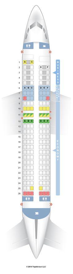 Seatguru Seat Map Lot Polish Airlines Boeing 737 400 734 Seatguru Spirit Airlines Qatar Airways