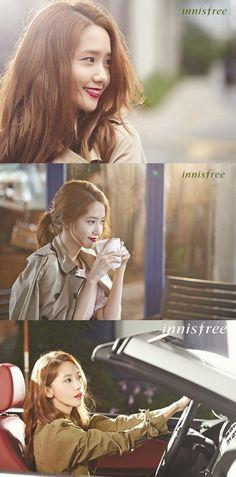 Yoona : Innisfree