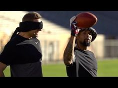Super Bowl Edition ft. Odell Beckham Jr | Dude Perfect - YouTube