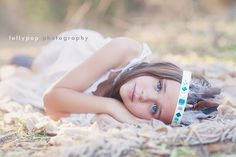 gypsy boho children's photography by lollypop photography