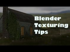 Blender 2.74 Texturing Tips - YouTube