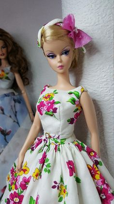 Pretty Posies for Silkstone Barbie and similar dolls