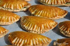 Baby Food Recipes, Cooking Recipes, Healthy Recipes, Healthy Food, Pastry And Bakery, Empanadas, Feta, Tart, Muffin