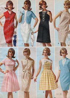 1965 Montgomery Ward catalog summer