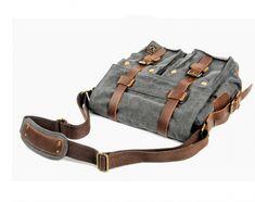 Cool Messenger Bag (7) Cool Messenger Bags, Canvas Messenger Bag, Canvas Material, Canvas Size, Birkenstock, Backpacks, Shoulder Bag, Cool Stuff, Sandals