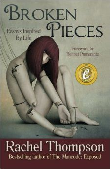 Not easy subjects -- love, loss, sexual abuse, date rape, grief -- but real ones, told in pieces (thus the title). Broken Pieces is a work of non-fiction. Poetry, prose, and essays to let you into one woman's life -- a searingly raw examination of topics most people avoid. Already a #1 best seller on Amazon (eBooks) on Women's Poetry and Abuse, this book is recommended for mature audiences only.