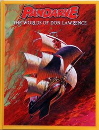 Pandarve: The Worlds of Don Lawrence (Limited Edition)