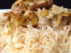 Poulet au riz pour robot Cookeo - Recette de cuisine Marmiton : une recette