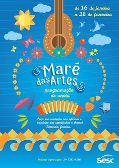 Venha conhecer Maré das Artes! A programação de férias do Centro Cultural Sesc Paraty - DN para crianças, jovens e adultos  De 16 de janeiro a 28 de fevereiro. #Sesc #SescParaty #CasaSesc #CasaSescParaty #cultura #turismo #arte #VisiteParaty #TurismoParaty #Paraty #PousadaDoCareca #SiloCultural #SiloCulturalParaty #PartiuBrasil #MTur