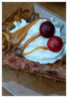 Here's a fun recipe for a Chocolate Caramel Apple Cheesecake #Flavoroffall #ad #cbias