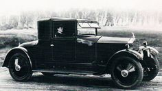 1927 Drophead Coupé by Hooper (chassis GMJ30) for the Marquess of Downshire