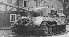 Sd.Kfz.186 Jagdtiger ドイツ重駆逐戦車 ヤークトティーガー
