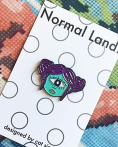 #Repost @normal_land_designs SECONDS SALE This worked really well with my last run of cyclops babe pins so I'm doing it again! I have a small number of less than perfect pins available for 50% off the retail price. The imperfections are things like enamel overflow small marks etc they're all still wearable though! If you'd like one for 3.50 DM or email me with your PayPal email and location (so I can calculate shipping) and I'll send you an invoice shipping is 1.50 UK and 3.50 worldwide…