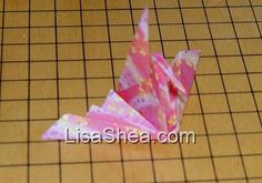 Origami Crane and Variations, Learn how to make eight different variations of the traditional origami crane! Download diagrams and watch video tutorials... #1000 cranes #Congratulations Crane #crane #Crane Box #cranes for japan #cute origami #Hiroshima Crane #japan tsunami #lucky #one million cranes #origami #origami crane #Origami Flying Crane by Satoshi Kamiya #peace #Wavy-Wing Origami Crane Read more at http://www.paperkawaii.com/2011/04/29/origami-crane-and-variations/