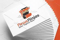Editing Ninja   News   Logo by REDVY on @creativemarket