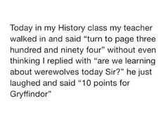 I want to have this teacher :)
