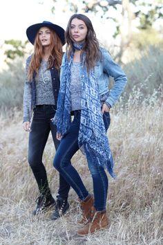 Silver Jeans Co. Fall Look '15 #silverjeans   www.designerclothingfans.com