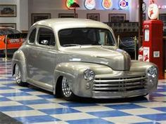 1947 Ford 2 Door Custom Coupe