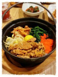Chicken Bibimbap from Seoul Garden Hotpot