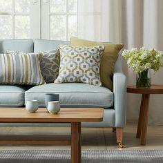 Warwick Fabrics, GOSFORD Collection   #sofa #cushions #upholstery