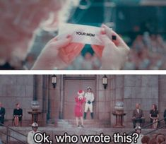 Hunger Games humor. Love it.