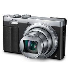 Buy the Panasonic Lumix DMC-TZ70 Camera in Silver from Jessops