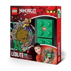 Nachtlamp LEGO Ninjago