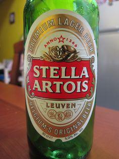 #16 Stella Artois