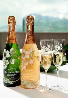 Belle Epoque has been on my Champagne wish list for some time, but I'll take any Perrier Jouet when I'm craving bubbly! Champagne Taste, Champagne Flutes, Perrier Jouet, Alcohol, In Vino Veritas, Tequila, Sparkling Wine, Fine Wine, Prosecco