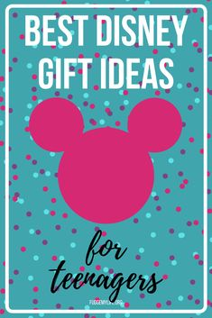Find the best Disney gifts for teenagers on this Disney gift guide for teens. A list of awesome Disney gift ideas for teenagers to help you find the perfect disney gift for teenage girls and boys!