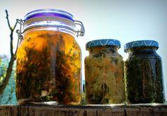 S vlastnoručně vytvořeným dárkem jistě uděláte radost. Korn, Mason Jars, Mason Jar, Glass Jars, Jars