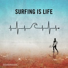 Surfing holidays is a surfing vlog with instructional surf videos, fails and big waves Surfboard, Surf Tattoo, Surfing Quotes, Vintage Tiki, Soul Surfer, Newquay, Am Meer, Surfs Up, Waves