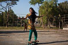Você vai ficar maravilhado com estas fotos de meninas surfistas de Bangladesh