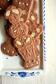 Dutch Speculaas Cookies | A Dutchie Baking