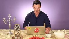 Luke Evans Appreciation Blog