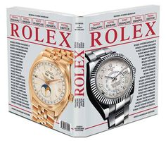 Book Total Rolex by Guido Mondani Editore  http://www.collectingwatches.com/product/total-rolex/