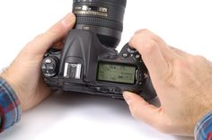 Best camera settings: how to set up your DSLR