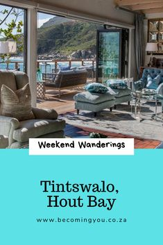 Visit the luxurious Tintswalo, Hout Bay, Cape Town Best Resorts, Hotels And Resorts, Best Hotels, Best Sunset, Mansions Homes, Great Hotel, Resort Spa, Cape Town, Family Travel