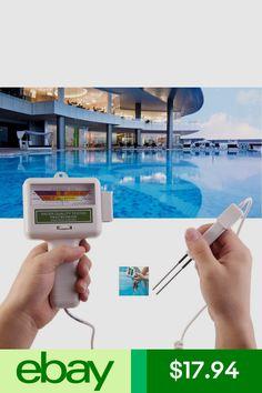 swimming pool spa ph chlorine water tester kcp01 chlorine tester
