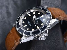 1967 Rolex 5513 mtr's first Submariner More