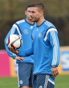#MatchDay auf geht's !! #GERAUS #dfb #team #poldi #LP10