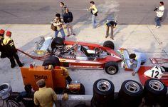 Scuderia Ferrari SpA SEFAC...Ferrari 312T3...Motor Ferrari 015 F12 3.0...GP Estados Unidos Este 1978