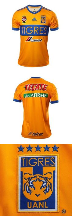 Men 123490: Tigres Uanl Adidas Home Jersey 2017 18 -> BUY IT NOW ONLY: $104.99 on eBay!