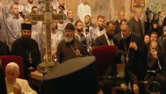 Psalm 53 Sung in Aramaic for Pope Francis by Georgians, Stunning