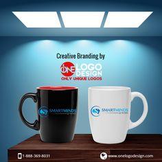 Stunning #Logo Design for Smart Minds by #OneLogoDesign Experts. Get Your Stationary done today. Visit: http://www.onelogodesign.com/ #logo #logodesign #branding #design #OneLogoDesign