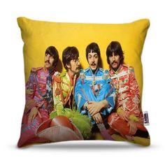 Almofada The Beatles - 45 x 45 cm