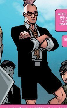 Quentin Quire Kid Omega In Infinity The Hunt Superhero Men X Men